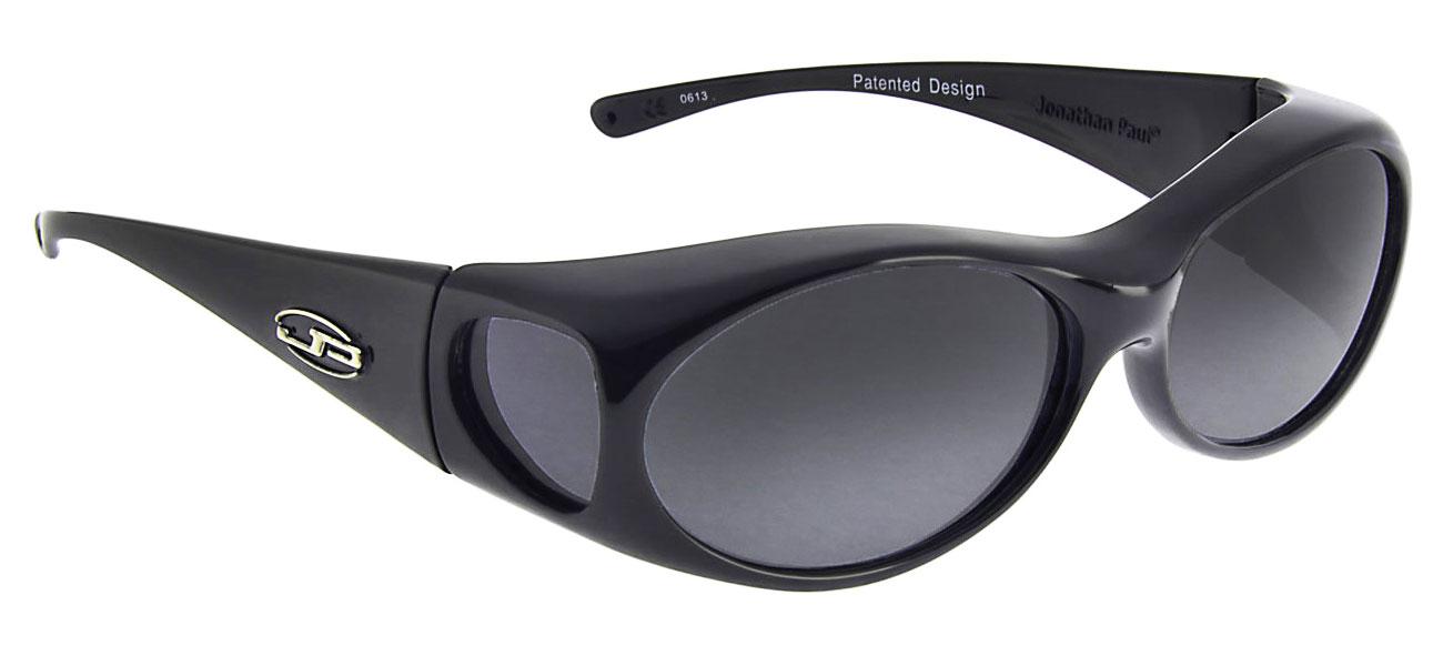 Aurora Midnight Oil Fit Over Sunglasses- Polarvue Gray