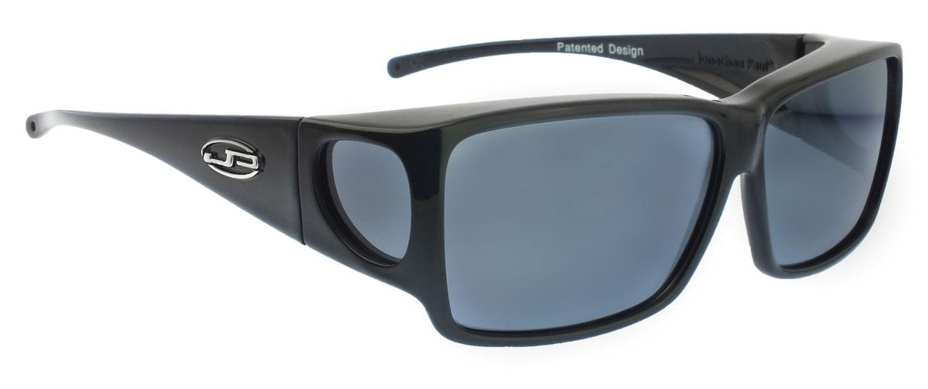 Orion Midnite Oil Fit Over Sunglasses- Polarvue Gray