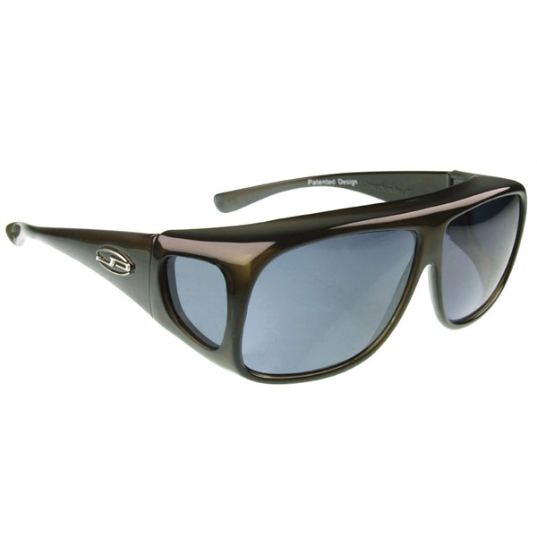 Fitovers Sunglasses - Small Glides Tortoise-Gray