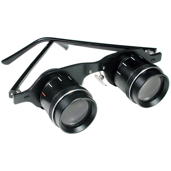 2.5X Sport Glasses