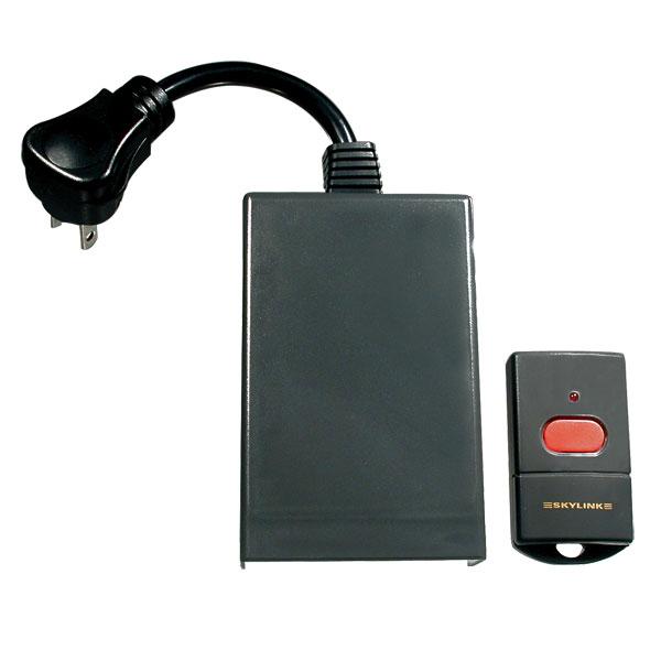 Indoor-Outdoor Wireless Remote Control
