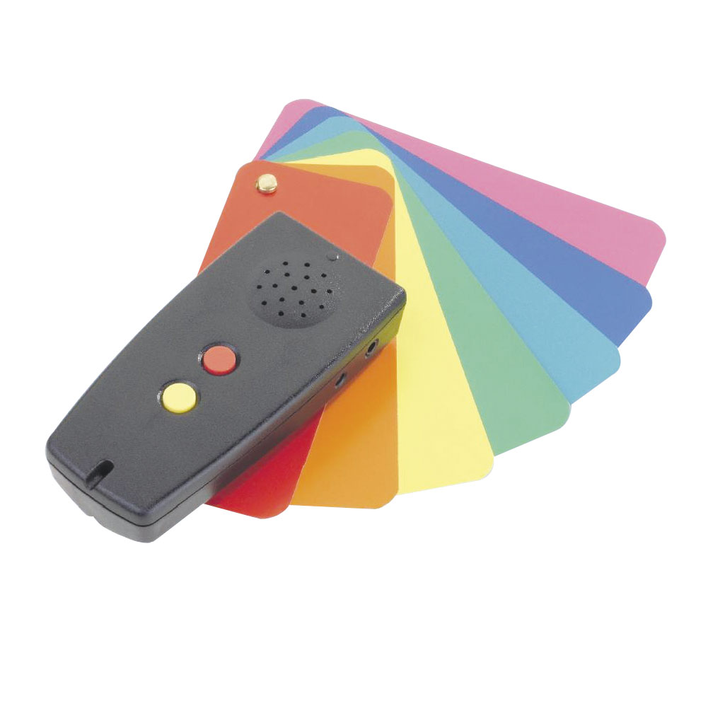 Color Identifier-Light Detector - Spanish