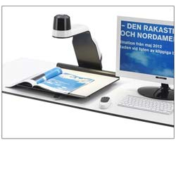 Contrast HD Electronic Magnifier with XY Table