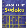 Large Print Sudoku Puzzle Book