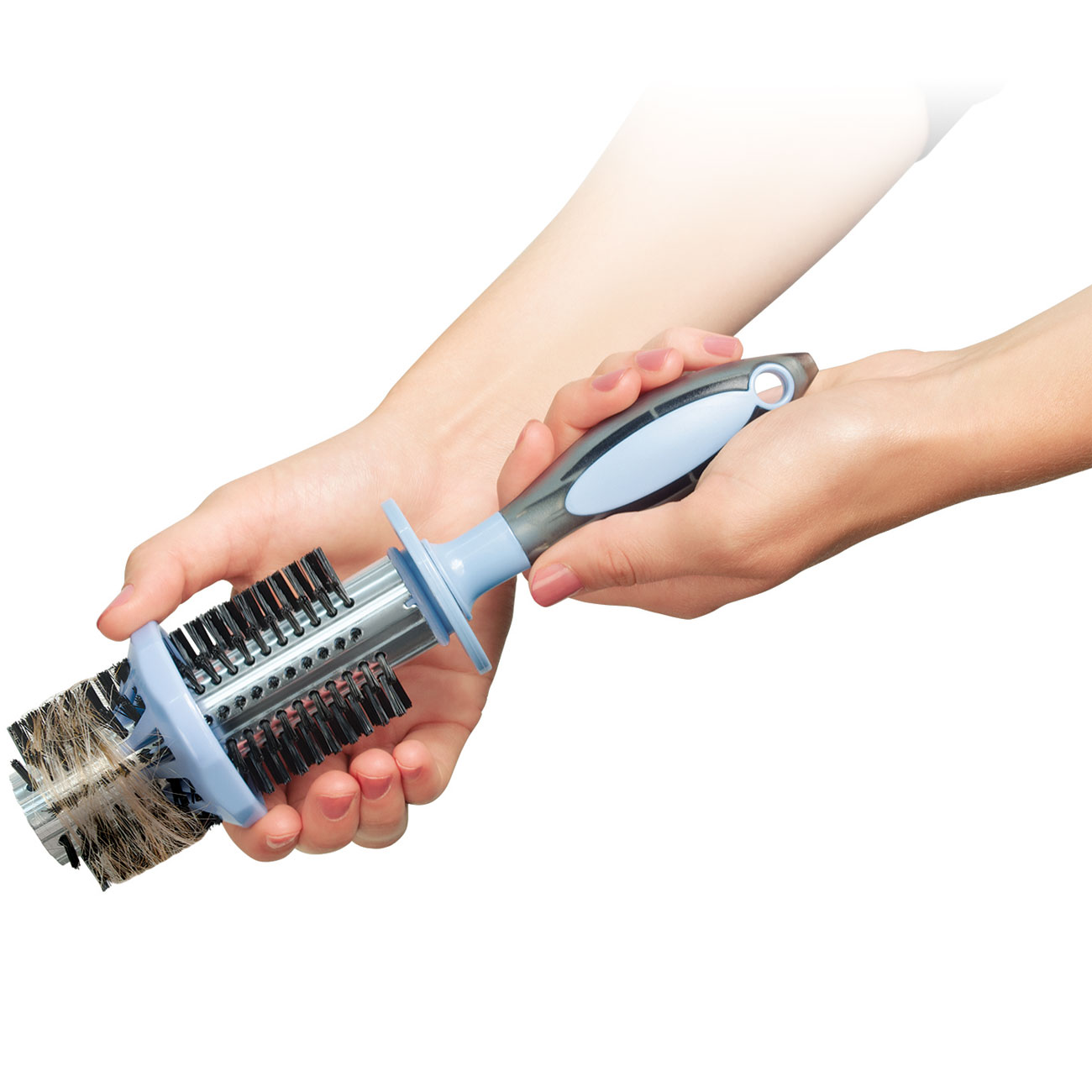 Ideaworks Easy Clean Hair Brush
