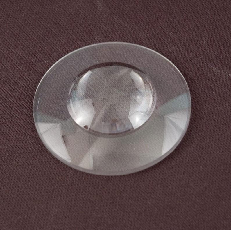 Coil Hyperocular Uncut Lens 4X 50mm Aperture