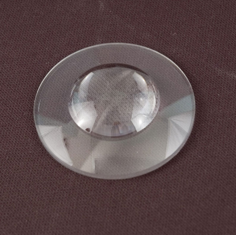 Coil Hyperocular Uncut Lens 5X 50mm Aperture