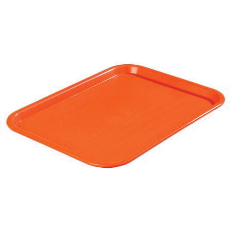 Cafeteria Tray - Orange - 14-in x 18-in
