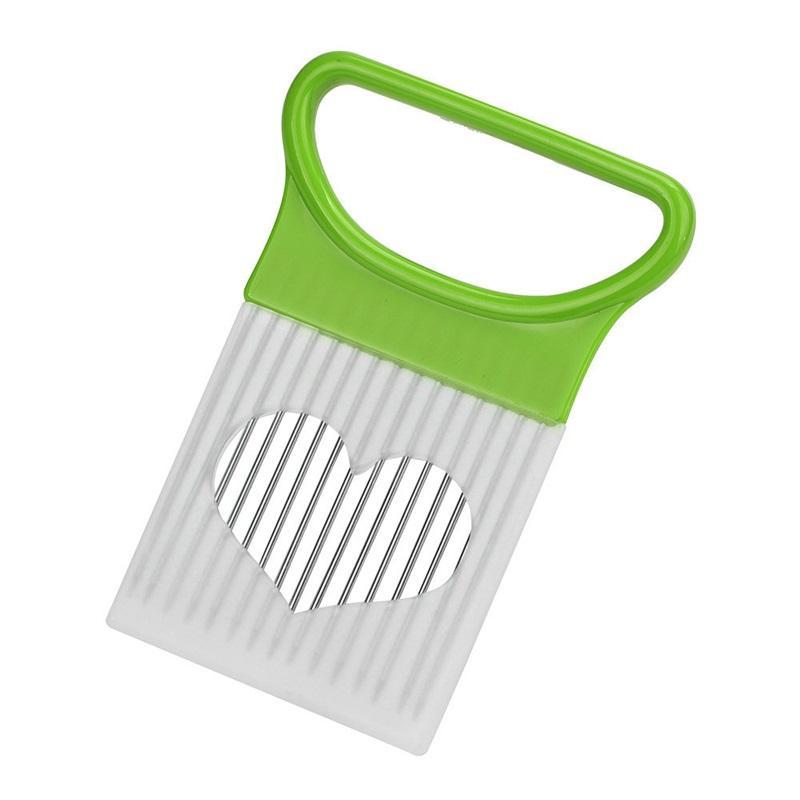 Veggie Slicer Safely for Low Vision