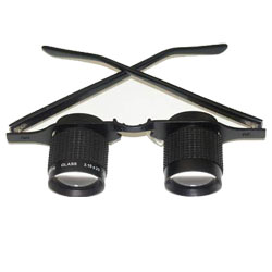 Walters Monocular Occluder Set for Mounting Frame