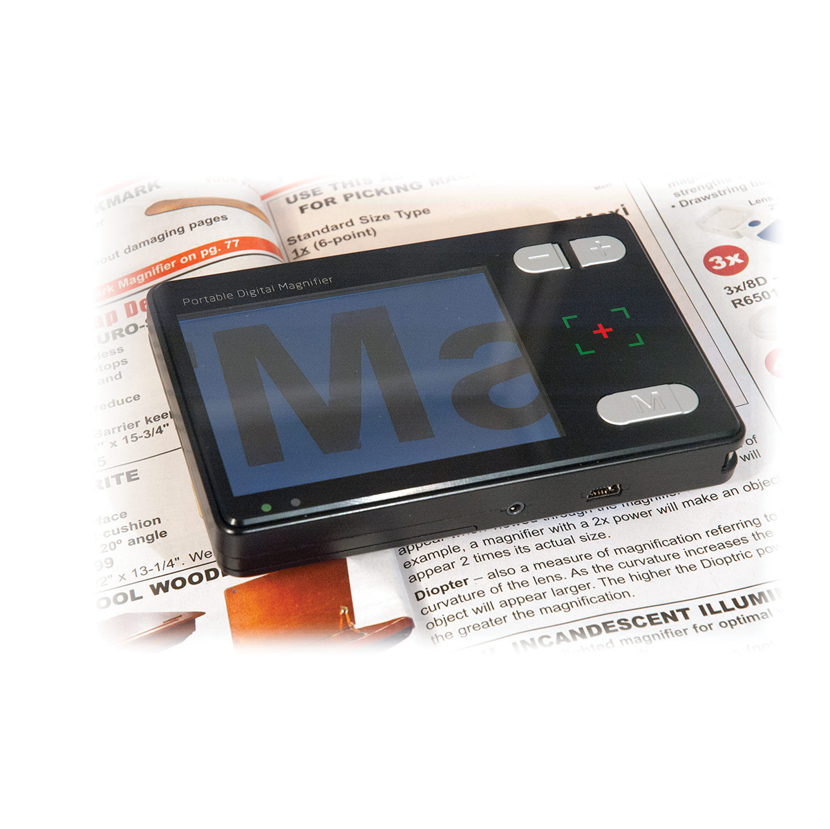 Reizen Digital video Magnifier