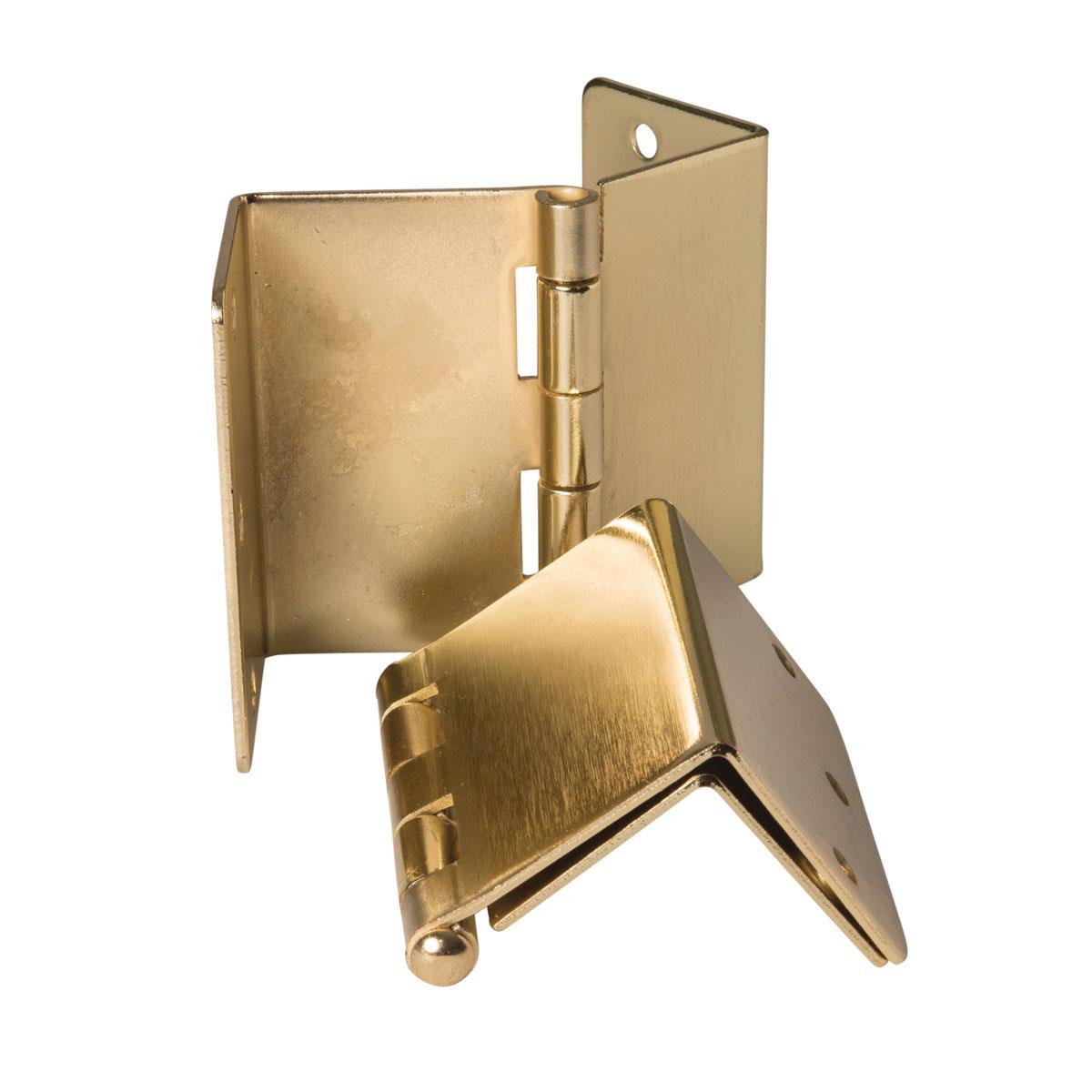 Expandable Door Hinge - Gold