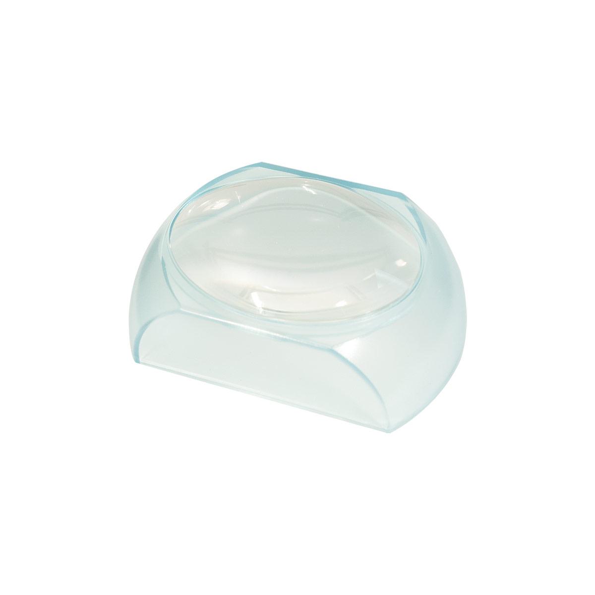 Reizen Oval Shape Bright Dome Magnifier - 5X