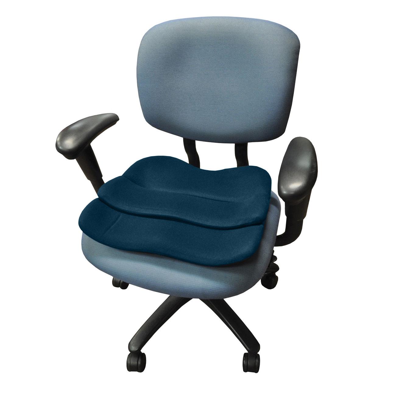ObusForme Contoured Seat Cushion - Navy