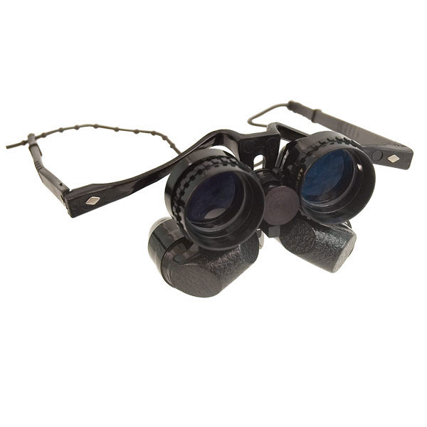 Beecher Mirage 4.5x25 Binocular for Distance Viewing