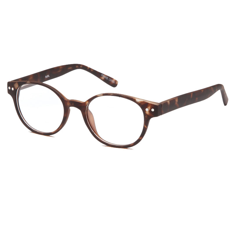 Microscopic Spectacles 8X Left Lens Only 44mm Fulvue Frame Tortoise