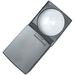 Click for larger version of Bausch and Lomb Pocket 5X Magnifier
