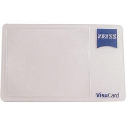 Zeiss VisuCard Wallet Size 3x Magnifiers- Pack-10